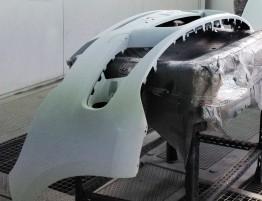 verniciatura paraurti auto brescia