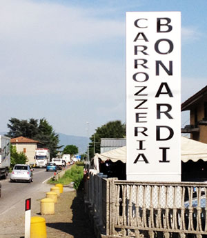 CARROZZERIA BONARDI BRESCIA